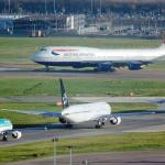 heathrow freight planes