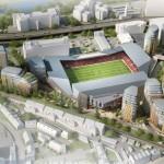Brentford stadium apr 2015