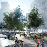 Cargiant Early CGI showing the potential new high street