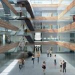 Assembly London - atrium