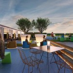 Assembly London - roof garden