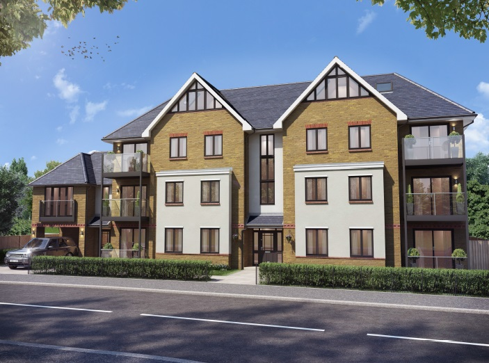Clearview Homes Break Ground in West Drayton