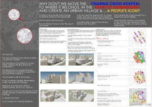 Charing Cross move