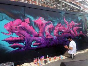 landid brockton street art
